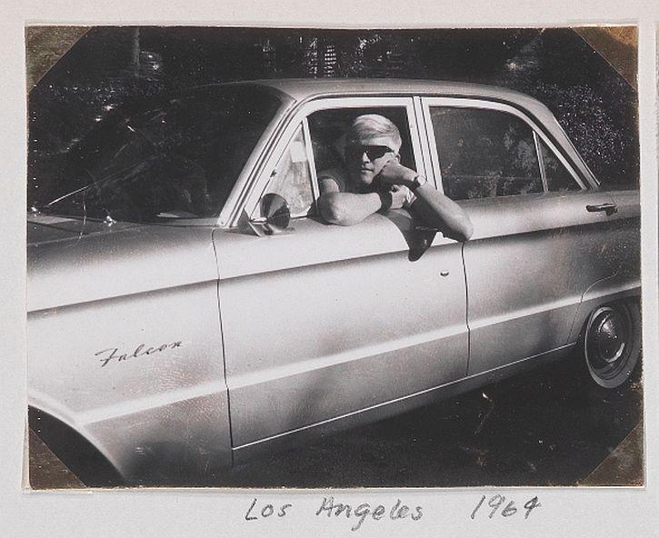 Hockney LA 1964