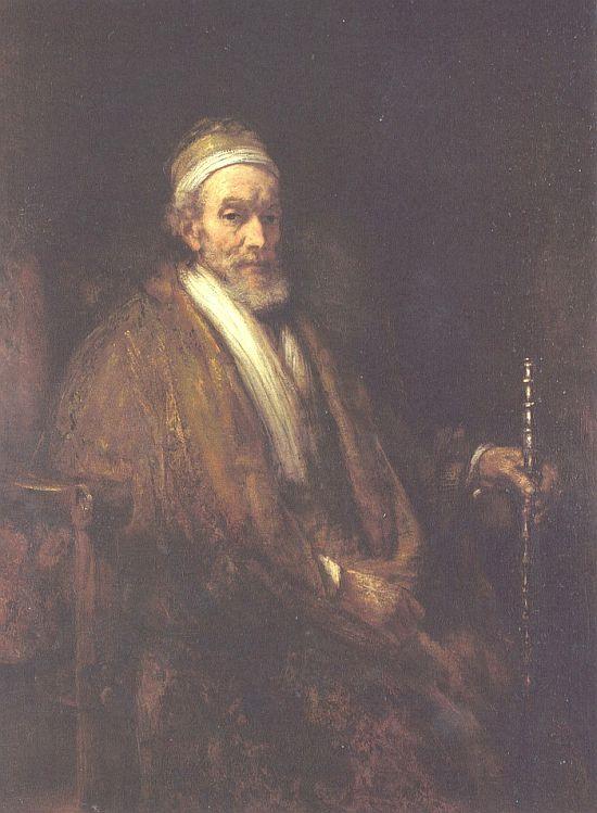 Rembrandt, Portrait of the Dortrecht Merchant Jacob Trip, c 1661