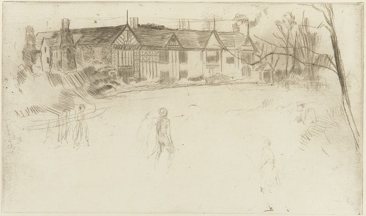 Whistler, Speke Hall