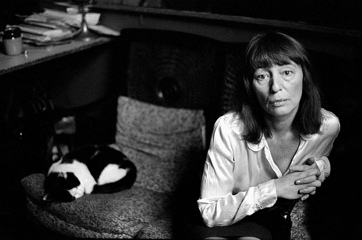 Beryl Bainbridge by Jane Bown
