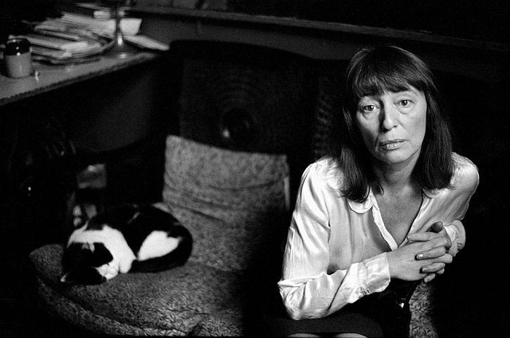 Beryl Bainbridge by Jane Bown