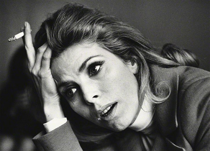 Billie Whitelaw by Jane Bown