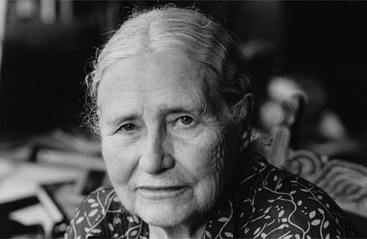 Doris Lessing by Jane Bown
