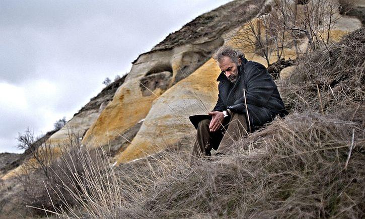 Haluk Bilginer as Aydin in Nuri Bilge Ceylan's Winter Sleep.