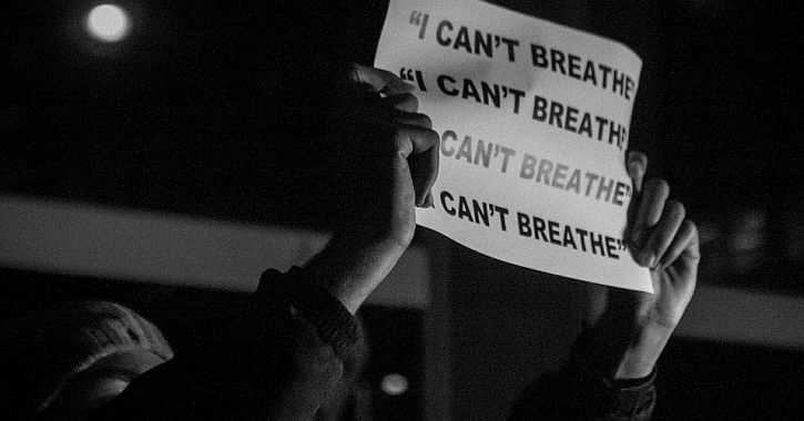 'I Can't Breathe',  Eric Garner's plea becomes a rallying cry for justice