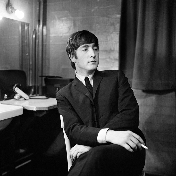 John Lennon by Jane Bown