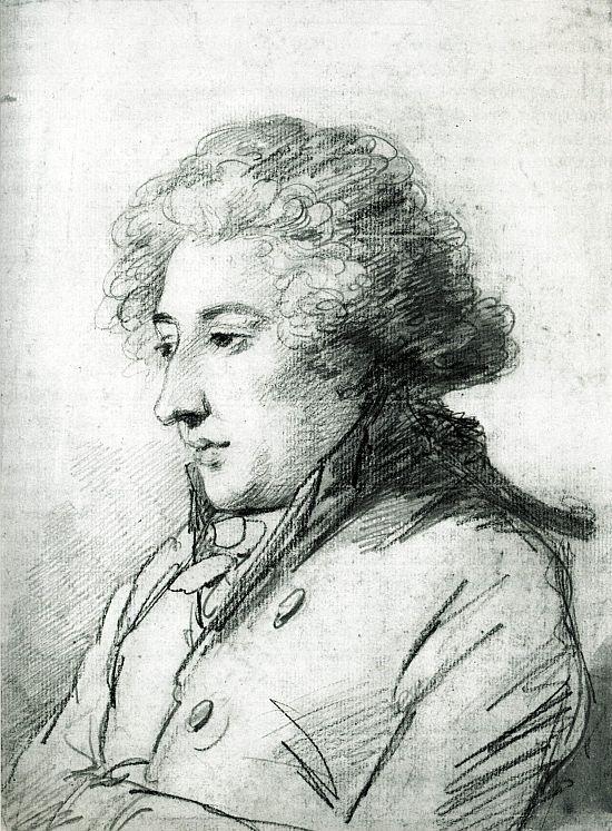 John Raphael Smith, Rowlandson, c 1795
