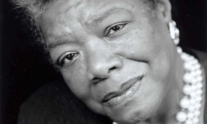 Maya Angelou by Jane Bown