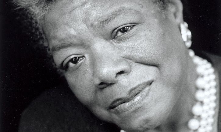 Maya Angelou by Jane Bown
