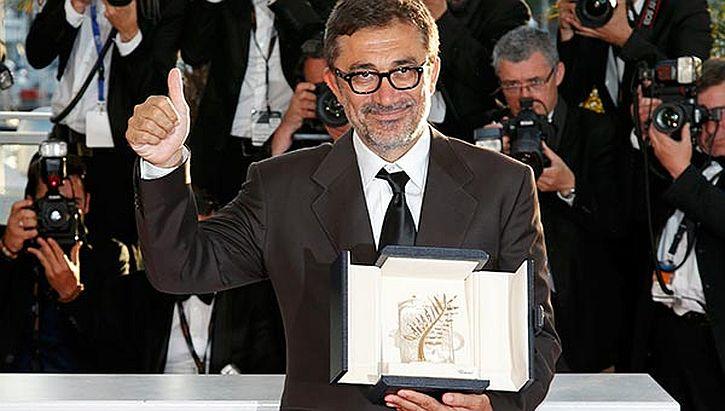 Nuri Bilge Ceylan wins Palme d'Or 2014