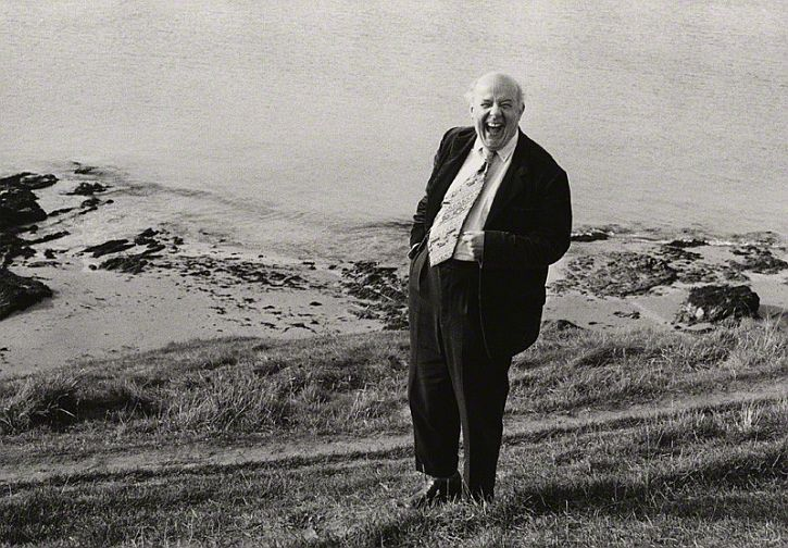 John Betjeman by Jane Bown