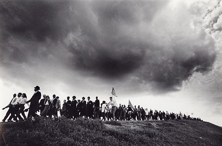 The Selma to Montgomery Civil Rights March 1965