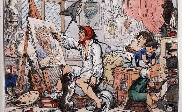 The First Bohemians: dissent, disorder and debauchery in 18th century Covent Garden