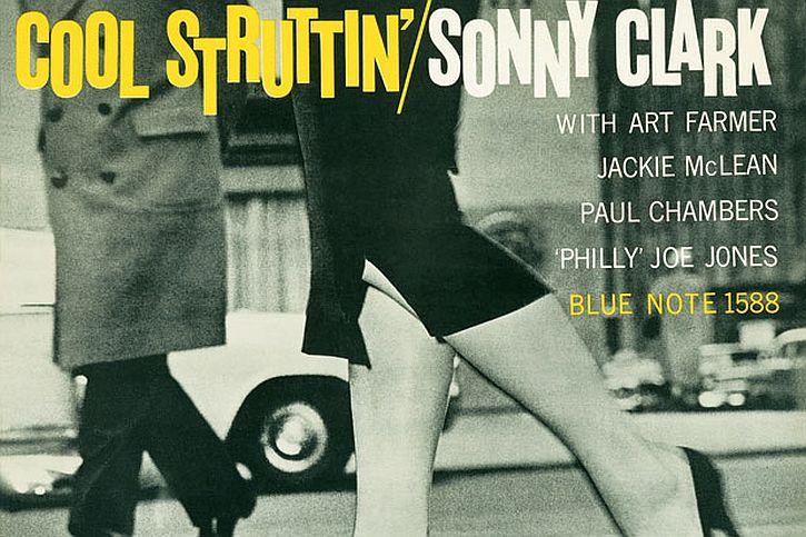 Album cover for Sonny Clark's Cool Struttin' (1958)