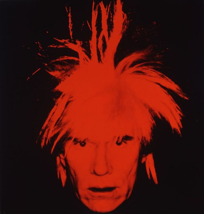 Transmitting Andy Warhol: can't tell them apart at all