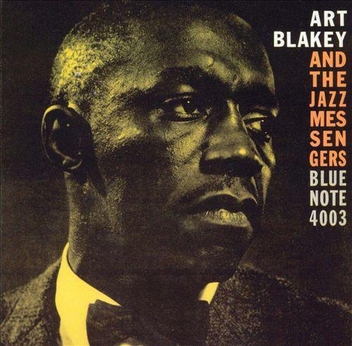 Art Blakey, Moanin' cover