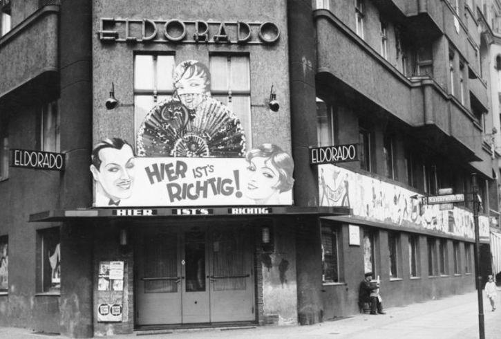 """Berlin, Bar """"Eldorado"""""""