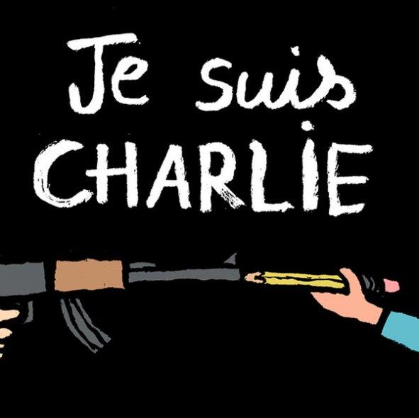 Charlie Hebdo, Jean Jullien, France