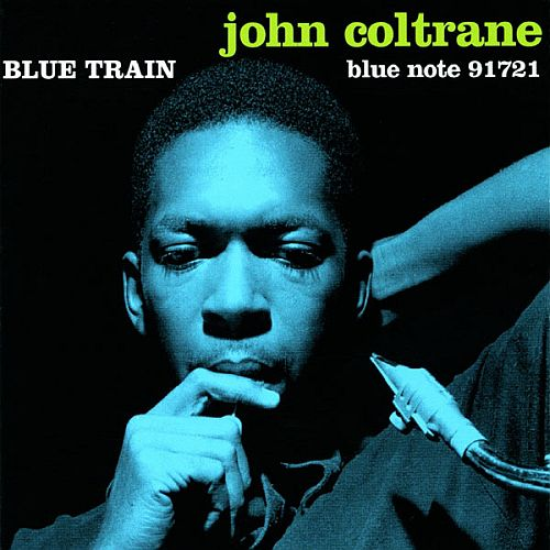 John Coltrane, Blue Train cover