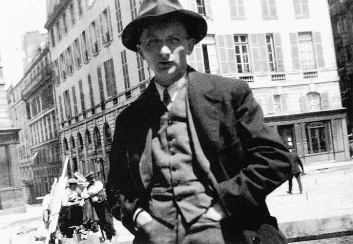 Joseph Roth in Berlin