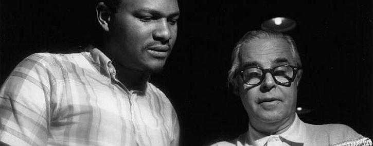 McCoy Tyner & Alfred Lion