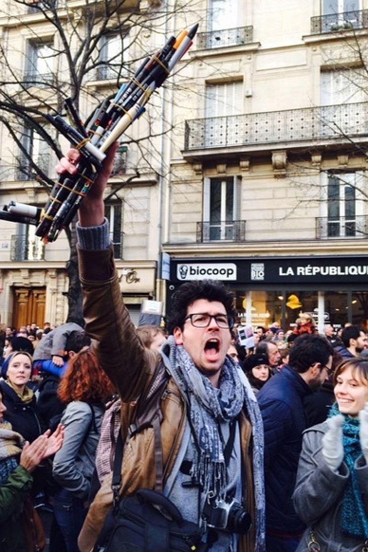 Paris march 2015