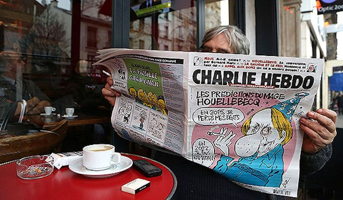 Reading Charlie Hebdo