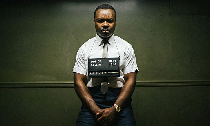 David Oyelowo as Martin Luther King in Selma