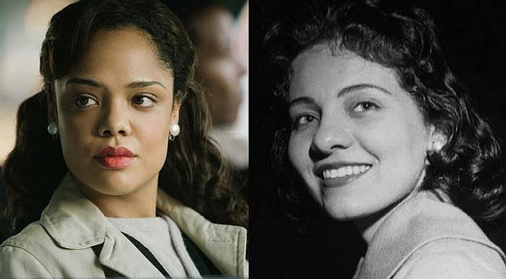 Diane Nash then and now