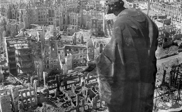 Dresden and the history of bombing
