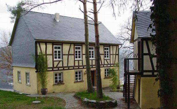 Heimat 3 the Günderodehaus