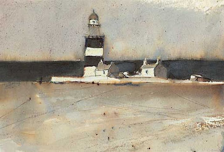 John-Knapp-Fisher, Lighthouse