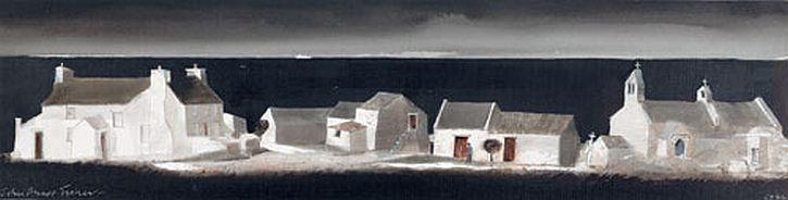 John-Knapp-Fisher, Llanwnda