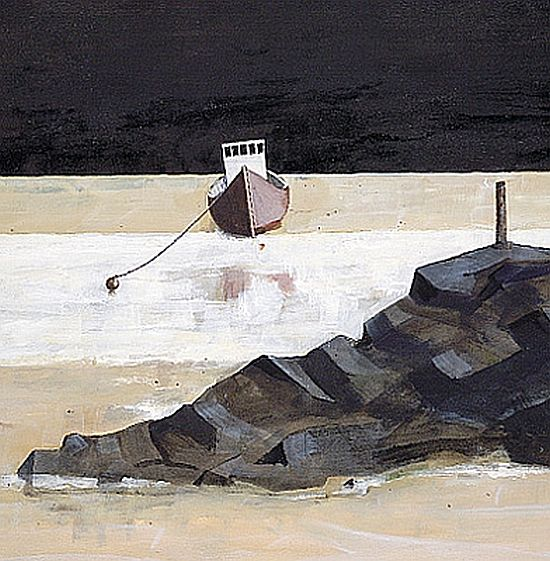 John-Knapp-Fisher, Low Tide Solva