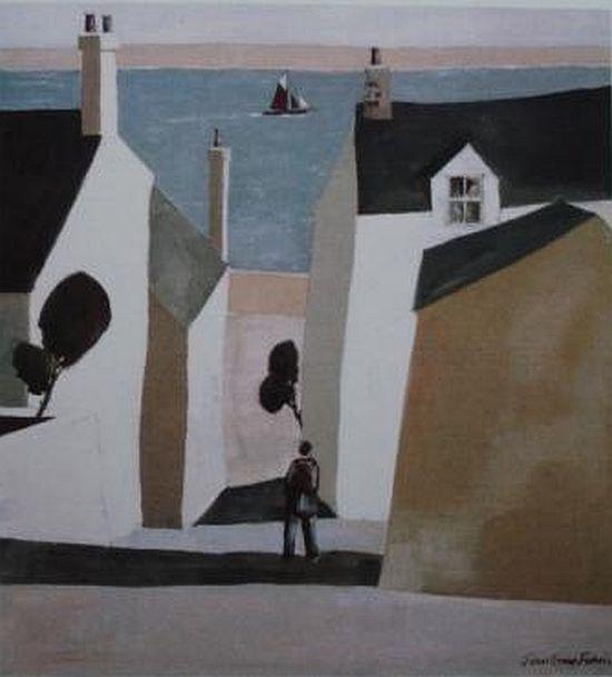John-Knapp-Fisher, The Irish Ferry