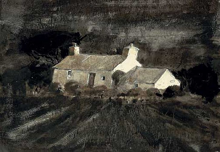 John-Knapp-Fisher, Watch Cottage
