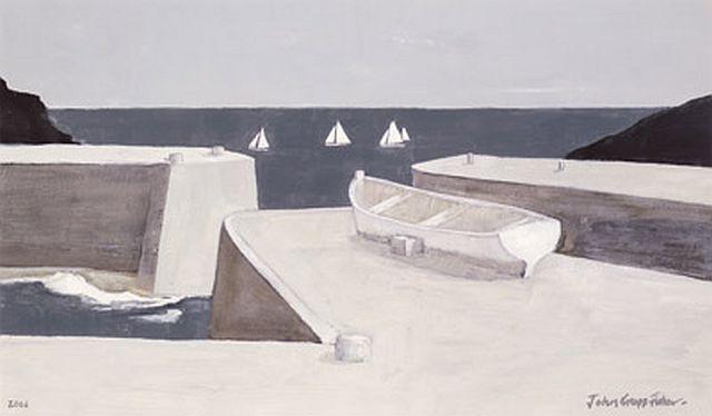 John-Knapp-Fisher, Yachts Off Porthgain