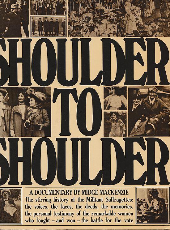 Shoulder to Shoulder cover