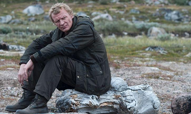 Aleksei Serebryakov as Nikolai in Leviathan, Zvyagintsev's film.