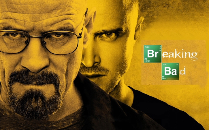 Breaking Bad Walt and Jesse