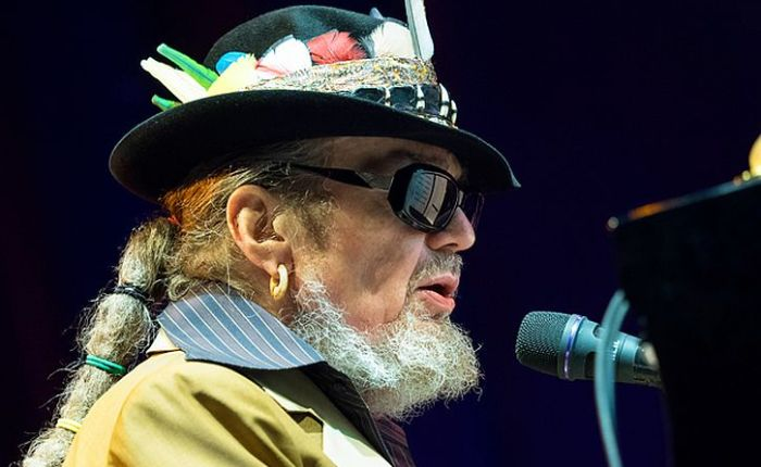 Dr John at the Phil, Liverpool: Such aNight!