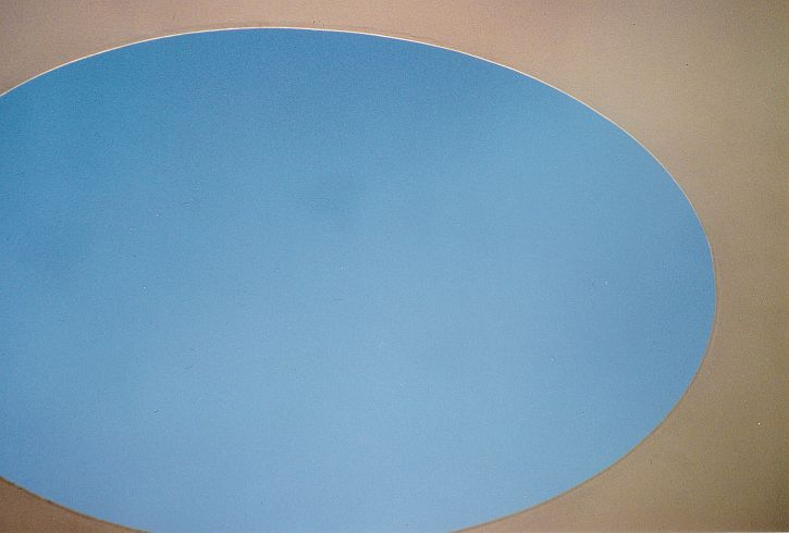 James Turrell, The Elliptical Ecliptic, 1999