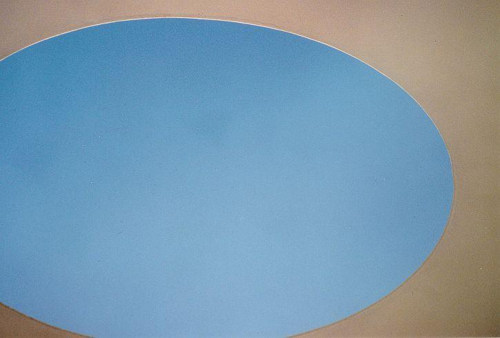 James Turrell, The Elliptical Ecliptic, 1999