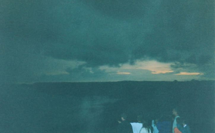 Light fades: total eclipse, 11am, 11 August 1999, Cornwall