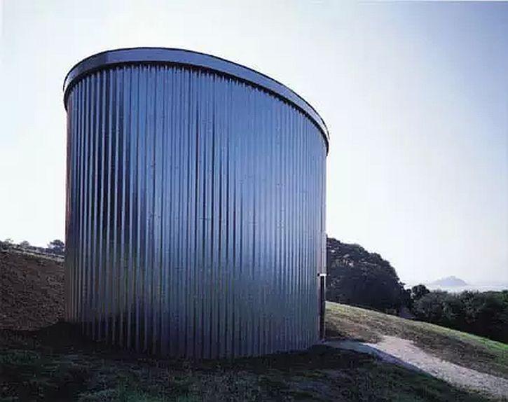 James Turrell, Skyspace, Cornwall, 1999