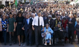 Selma 50 years on: one of Obama's finest speeches