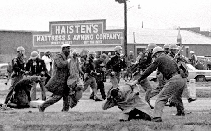 Selma Bloody Sunday 1965 1