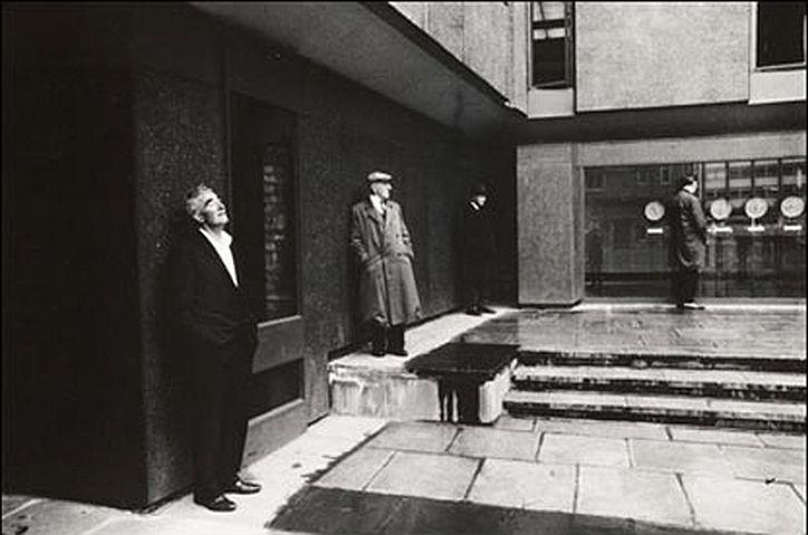 Tony Ray-Jones, Barbican, London, 1968