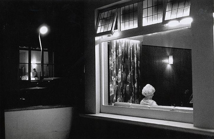 Tony Ray-Jones, Boarding house Newquay, 1968