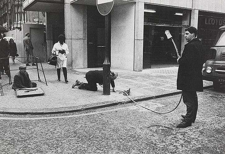 Brook Street, London, W1, 1968